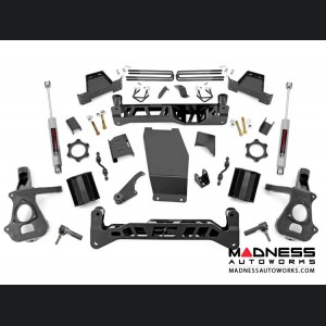 "Chevy Silverado 1500 4WD Suspension Lift Kit w/ Strut Spacers - 7"" Lift"
